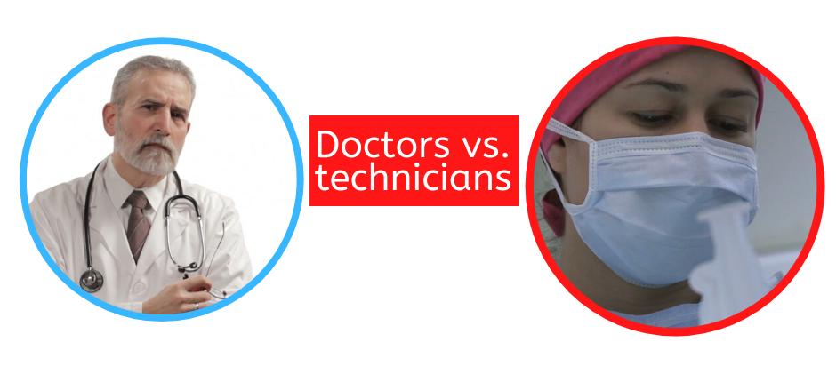 Hair Transplant Doctor vs Technicians