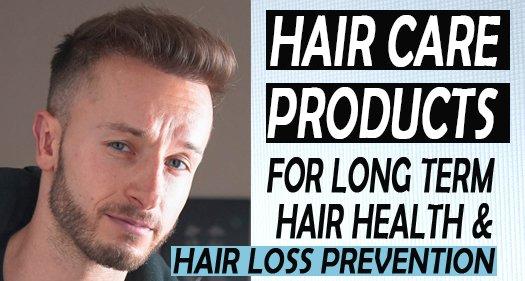 hair care products matt dominance