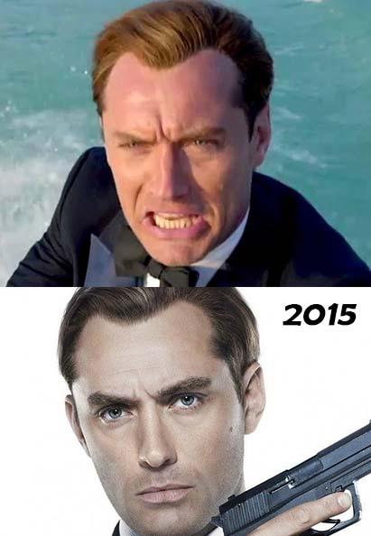 Jude Law - Spy 2015