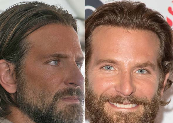 What hair product does bradley cooper use