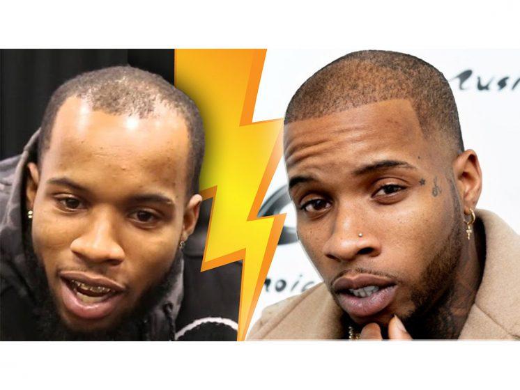 tory lanez new hairline